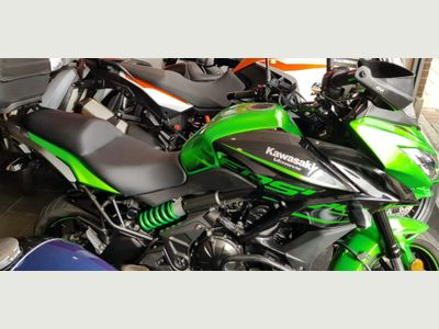 Kawasaki Versys 650 Adventure 650 ABS Special Ed