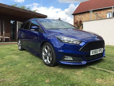 Ford Focus Estate 2.0 TDCi ST-2 (s/s) 5dr