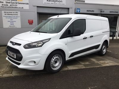 Ford Transit Connect Panel Van 1.6 TDCi 240 Trend L2 5dr