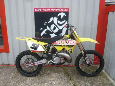 Suzuki RM250 Motocrosser 250