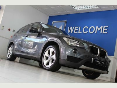 BMW X1 SUV 2.0 20d EfficientDynamics sDrive 5dr