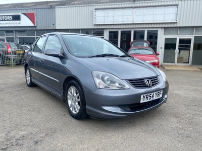 Honda Civic Hatchback 1.6 i-VTEC Executive 5dr