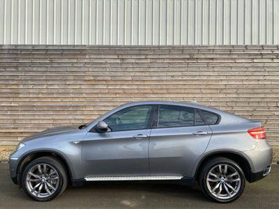 BMW X6 SUV 3.0 M50d xDrive 5dr
