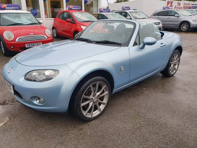 Mazda MX-5 Coupe 2.0 Roadster 2dr