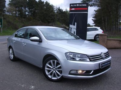 Volkswagen Passat Saloon 2.0 TDI BlueMotion Tech Executive DSG (s/s) 4dr