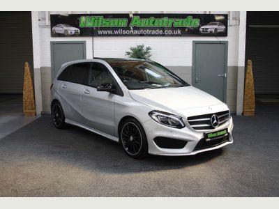 Mercedes-Benz B Class MPV 2.1 B200d AMG Line (Premium Plus) 7G-DCT (s/s) 5dr