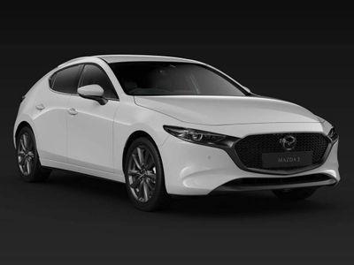 Mazda Mazda3 Hatchback 2.0 SKYACTIV-X MHEV GT Sport Tech Auto AWD (s/s) 5dr
