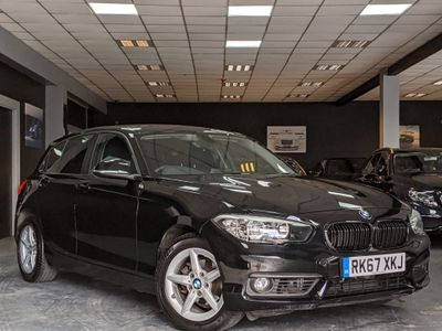 BMW 1 Series Hatchback 1.5 118i SE Sports Hatch Auto (s/s) 5dr
