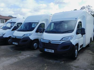 CITROEN RELAY Luton 2.0 HDI LOW LOADER ADBLUE ULEZ COMP