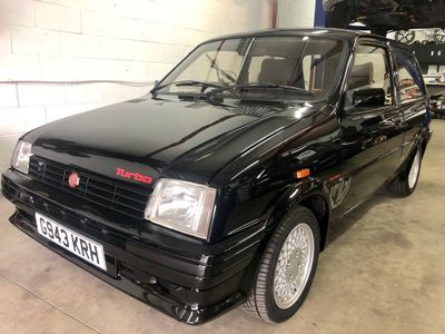 MG Metro Hatchback 1.3 Turbo MG 3dr