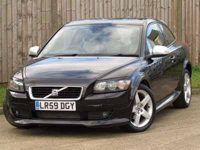 Volvo C30 Coupe 2.0 D R-Design SE Powershift 2dr