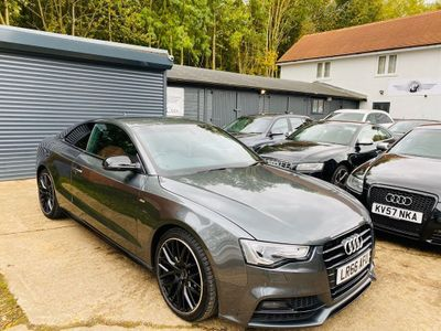 AUDI A5 Coupe 1.8 TFSI Black Edition Plus Multitronic (s/s) 2dr