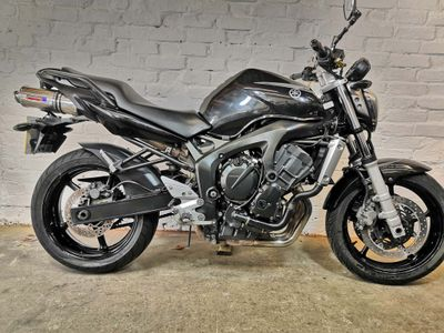 Yamaha FZ6 Unlisted