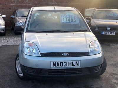 Ford Fiesta Hatchback Finesse 1.25 16v 1.3