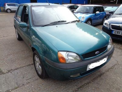 Ford Fiesta Hatchback Freestyle 1.3
