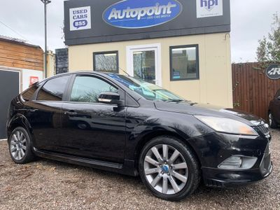 Ford Focus Hatchback 1.8 Zetec S 5dr