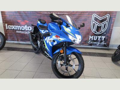 Suzuki GSXR125 Sports Tourer 125 MotoGP