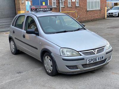 Vauxhall Corsa Hatchback 1.4 i 16v Life 5dr