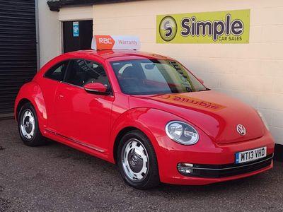 Volkswagen Beetle Hatchback 2.0 TDI Design 3dr
