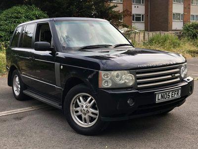 Land Rover Range Rover SUV 3.0 Td6 SE 5dr