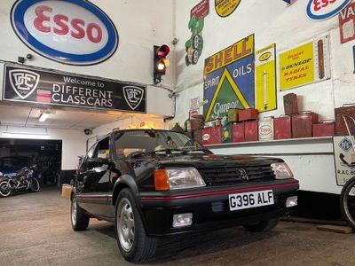 Peugeot 205 Hatchback 1.9 GTi 3dr