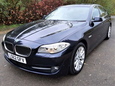 BMW 5 Series Saloon 2.0 520d SE 4dr