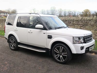 Land Rover Discovery 4 Panel Van 3.0 SD V6 XS Panel Van 5dr