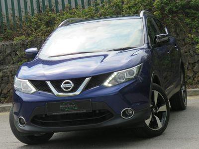 Nissan Qashqai SUV 1.5 dCi N-Connecta 5dr