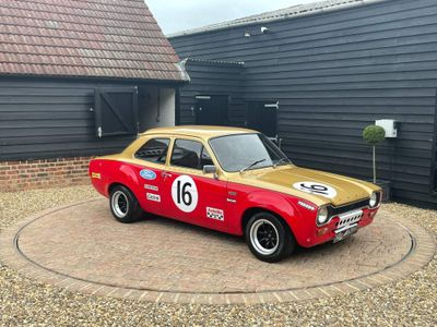 Ford Escort Unlisted Mk1 RS2000 HOLBAY ENGINE