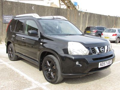 Nissan X-Trail SUV 2.0 dCi Sport Expedition Extreme 4WD 5dr