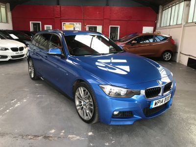 BMW 3 Series Estate 3.0 335d M Sport Touring Sport Auto xDrive (s/s) 5dr