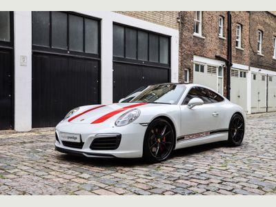 Porsche 911 Coupe 3.0T 991 Carrera S (s/s) 2dr