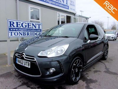 Citroen DS3 Hatchback 1.6 e-HDi Airdream DSport 3dr