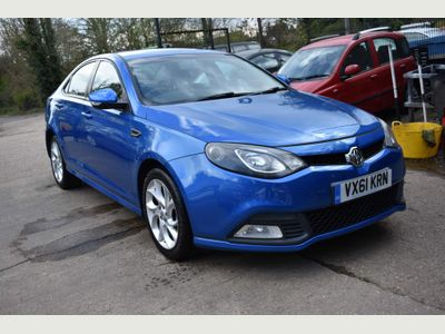 MG MG6 Saloon 1.8 TCi Magnette S 4dr