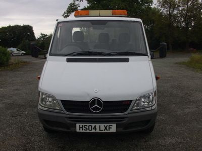 Mercedes-Benz Sprinter Chassis Cab 2.2 CDI 311 Chassis Cab 2dr (LWB)