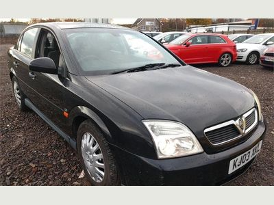 Vauxhall Vectra Saloon 2.0 DTi 16v LS 4dr