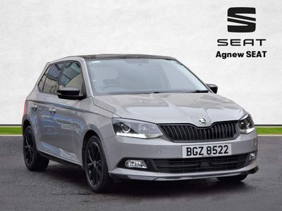 SKODA Fabia Hatchback 1.2 TSI Monte Carlo (s/s) 5dr