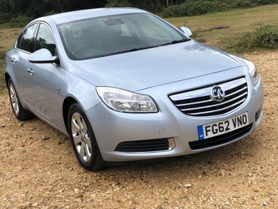 Vauxhall Insignia Hatchback 2.0 CDTi ecoFLEX 16v SE (s/s) 5dr