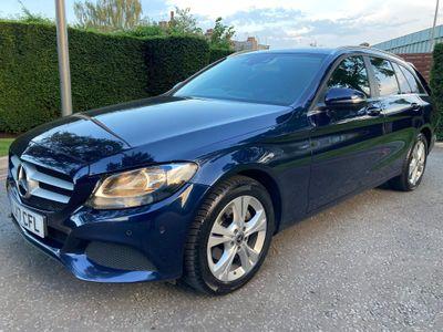 Mercedes-Benz C Class Estate 2.0 C200 SE Executive Edition G-Tronic+ (s/s) 5dr