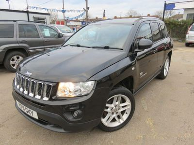 Jeep Compass SUV 2.2 CRD 70th Anniversary 4WD 5dr
