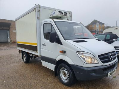 Mercedes-Benz Sprinter Temperature Controlled AUTOMATIC. 313 CDI.INSULATED VAN.