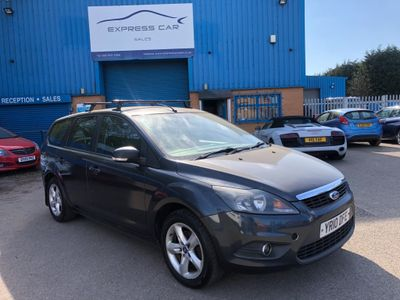 Ford Focus Estate 1.6 TDCi DPF Zetec 5dr