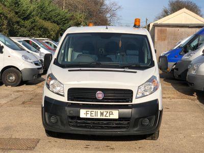 Fiat Scudo Panel Van 2.0 JTD Multijet L1H1 Comfort Panel Van 5dr