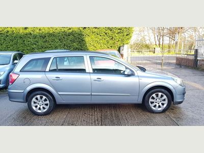 Vauxhall Astra Estate 1.7 CDTi 16v Club 5dr