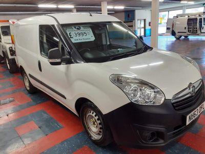 Vauxhall Combo Panel Van 1.3 CDTi 2000 16v 5Door Panel Van