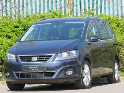 SEAT Alhambra MPV 2.0 TDI SE (s/s) 5dr