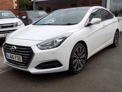 Hyundai i40 Saloon 1.7 CRDi Blue Drive Premium DCT (s/s) 4dr