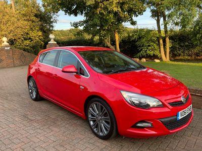 Vauxhall Astra Hatchback 1.6T 16v SRi VX Line 5dr