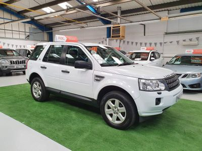 Land Rover Freelander 2 SUV 2.2 TD4 GS 4WD 5dr