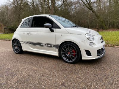 Abarth 500 Hatchback 1.4 T-Jet Esseesse 3dr